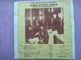 LP Disco The Rolling Stones raro