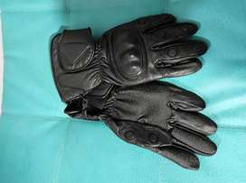 Vendo guantes caña larga 100% cuero. Talla L