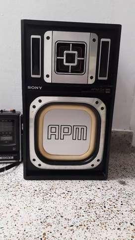 Bafles Sony APM -D4