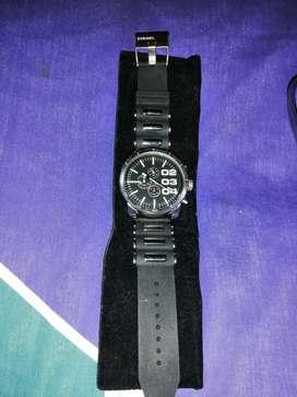 Reloj Diesel, cronometro