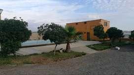 Condominio playa Barranca+3 Casas Con Piscina Acceso A Playas