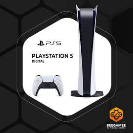 PlayStation 5 Versión Digital PS5