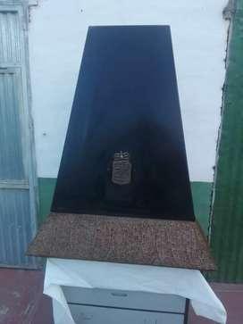 Campana Antigua en chapa y cobre.