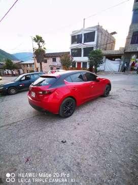 Mazda 3 hatchback deportivo excelente estado 2015 mecánico