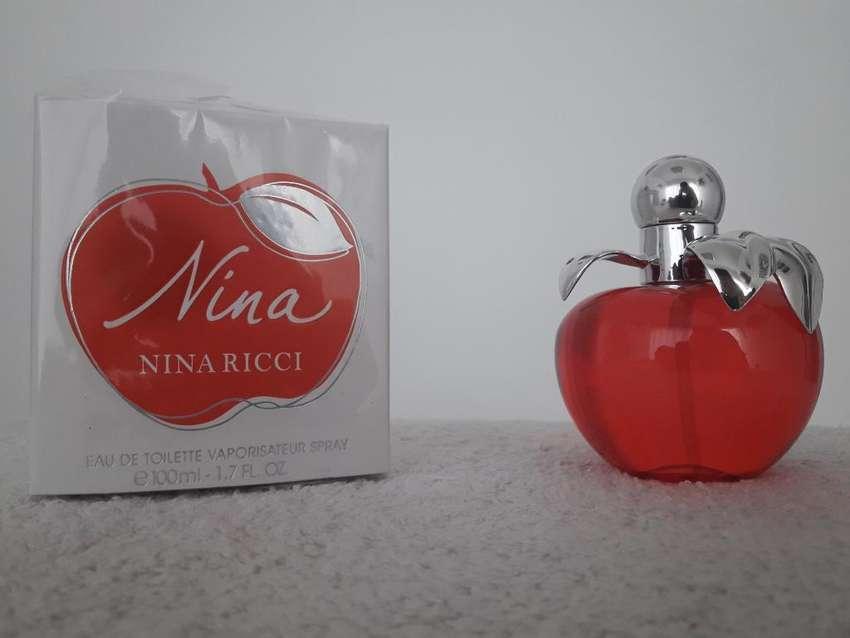 Perfume Nina Ricci Palermo 0