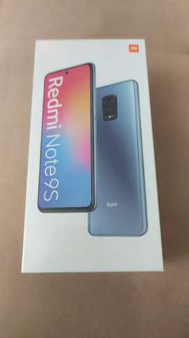 Xiaomi note9 S