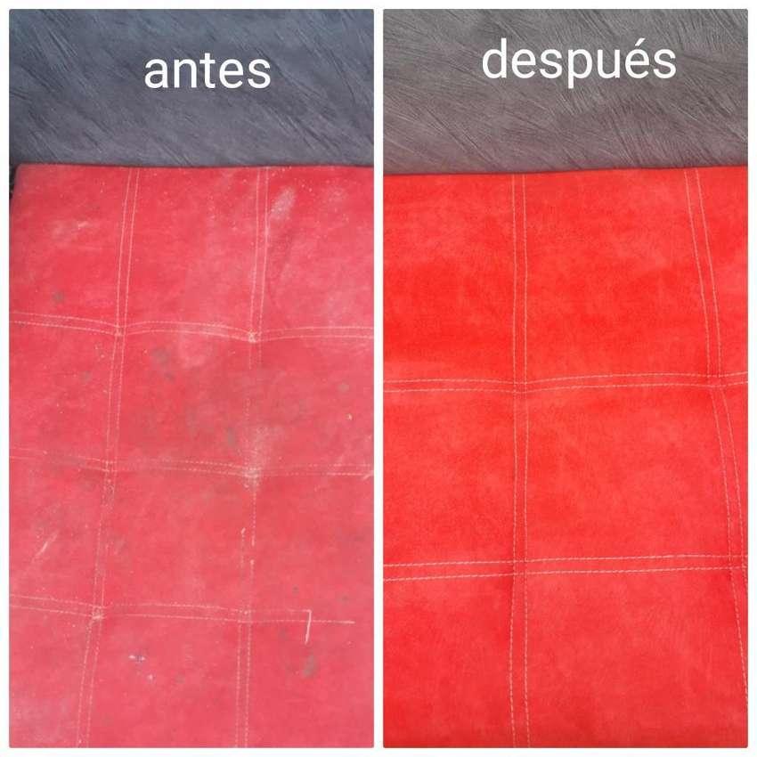 Lavado limpieza muebles alfombras colchones 0
