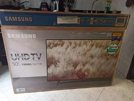 "Samsung smart TV de 50"" 50UN7100"