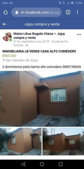 Casa cancelada en Jujuy