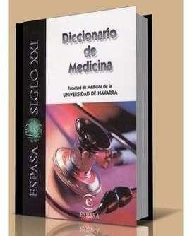 Diccionario de Medicina Espasa Siglo XXI c/CD
