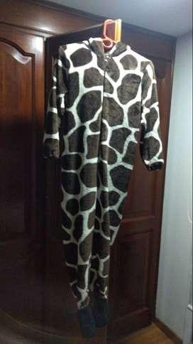Disfraz de jirafa talla 12