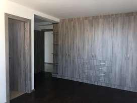 Venta de departamento 3 dormitorios, 110m2 Carcelén