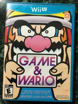 Game and Wario Nintendo wiiu // snes nes atari sega xbox ps4 neogeo 3do