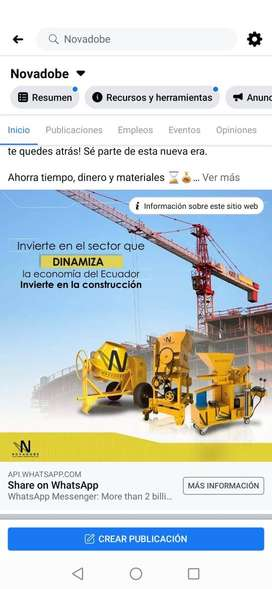 equipo constructor novadobe