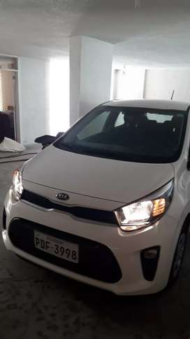 Vendo picanto flamante