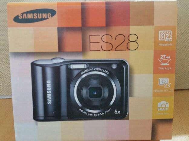 Vendo Cámara Digital Samsung ES28 12.2mpx 0