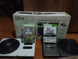 Juego DJ hero 2 Xbox 360