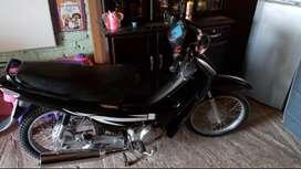 Vendo moto semiautomática 110 marca konda