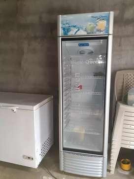 Vendo congelador  mas el frio