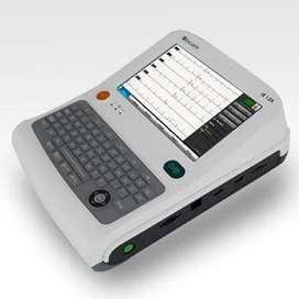Electrocardiógrafo Ecg De 12 Canales