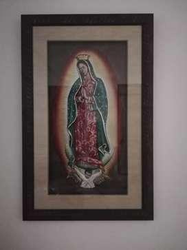 Virgen de Guadalupe Grande y Elegante