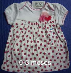 ROPA CARTERS ,CHILDREN PLACE NUEVA