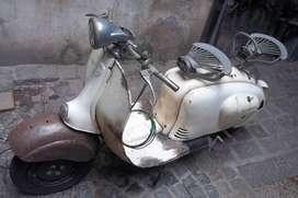 Motoneta Iso Milano (No Siambreta, No Vespa)
