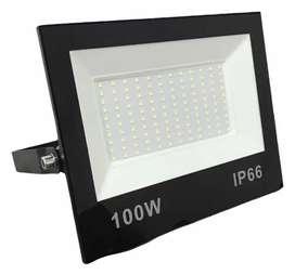 Reflector LED 100w luz blanca