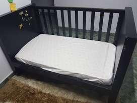 Cuna para bebé hasta 3 años