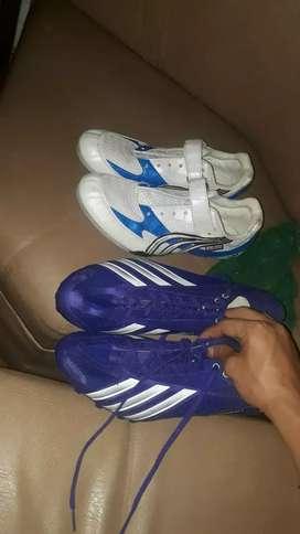 Se venden zapatillas de ATLETISMO Spais