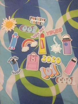 Stickers vsco girs
