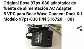 Cargador Bose Original 97PS-030