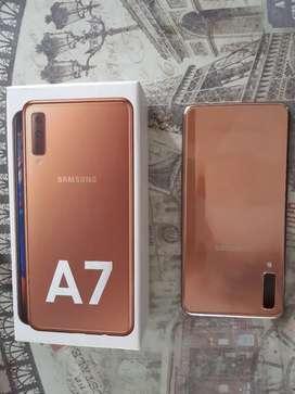 Samsung Galaxy A7 con display malo para reparar