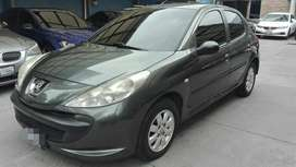 Peugot 207 Compact One Line 09 Agencia