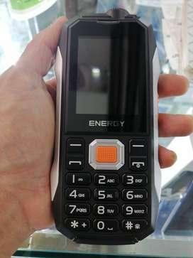 TELÉFONO CELULAR  ENERGY PARA TRABAJO PESADO (