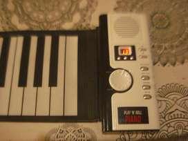Teclado Portatil Play In Roll Gu001 Impecable No Envio
