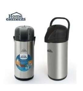 Termo Bomba Acero Inox 3 Litros Heasua030 Home Elements