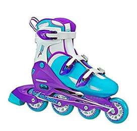 Patines Roller Derby lineal De mujer Americanos Talla 6.7.8.9Usa