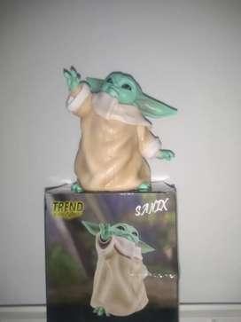 Baby Yoda Master, The Mandalorian serie