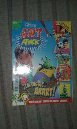 Revista Art Attack