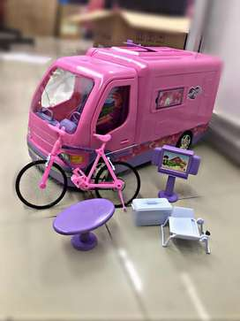 Camper para Barbie