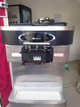 Vendo maquina helado suave