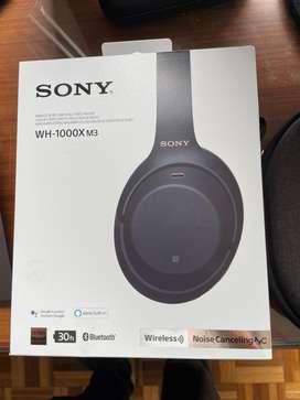 Sony audifonos WH-1000XM3
