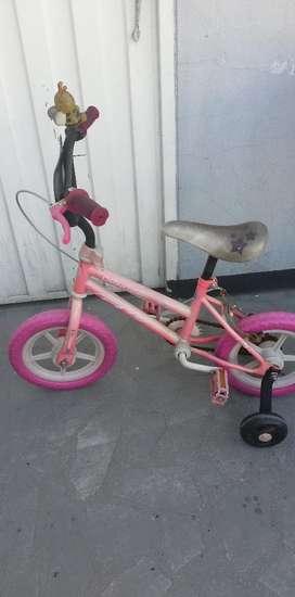 Ganga Bicicleta Niña
