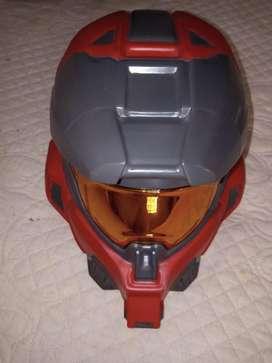 Disfraz de niño, Halo rojo, talla L 10-12
