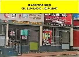 SE ARRIENDA LOCAL UBICADO EN LA CARRERA 11  313 LOS HONGOS TUNJA BOYACÁ ZONA INDUSTRIAL
