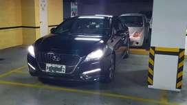 Flamante Hyundai tucson Hibrido 2016