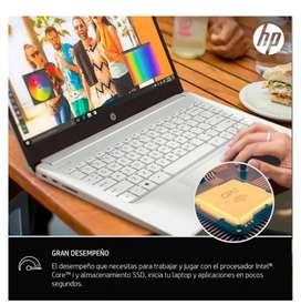 Nueva Laptop Original HP I5 DECIMA GENERACION 8 GB DE RAM