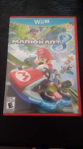 Mario Kart Wiiu