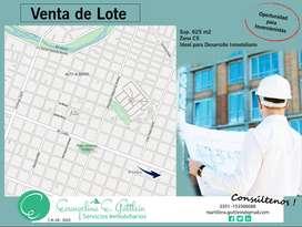 Lote en Venta - B° Alto Alberdi - Oportunidad!